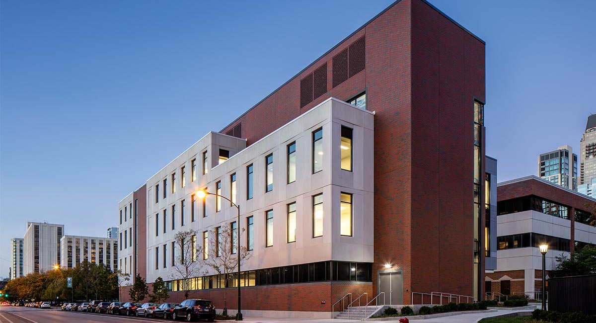Moody Bible Institute - Chapman Center