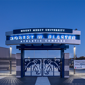 Electrical Engineering Mount Mercy University Robert W Plaster Athletic Complex