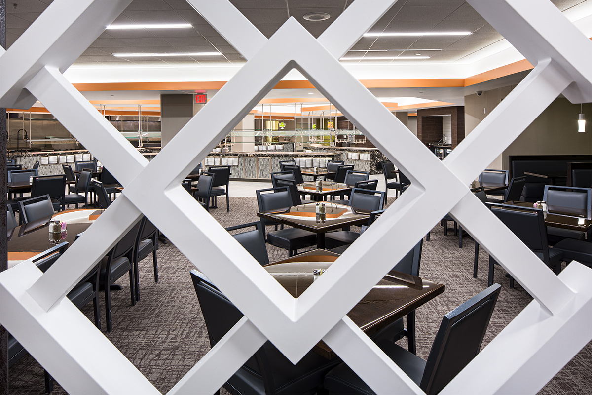 PMRC 2015 Restaurant Renovation