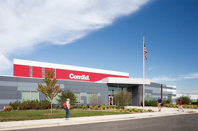 U.S. Green Building Council recognizes ComEd for commitment to environment