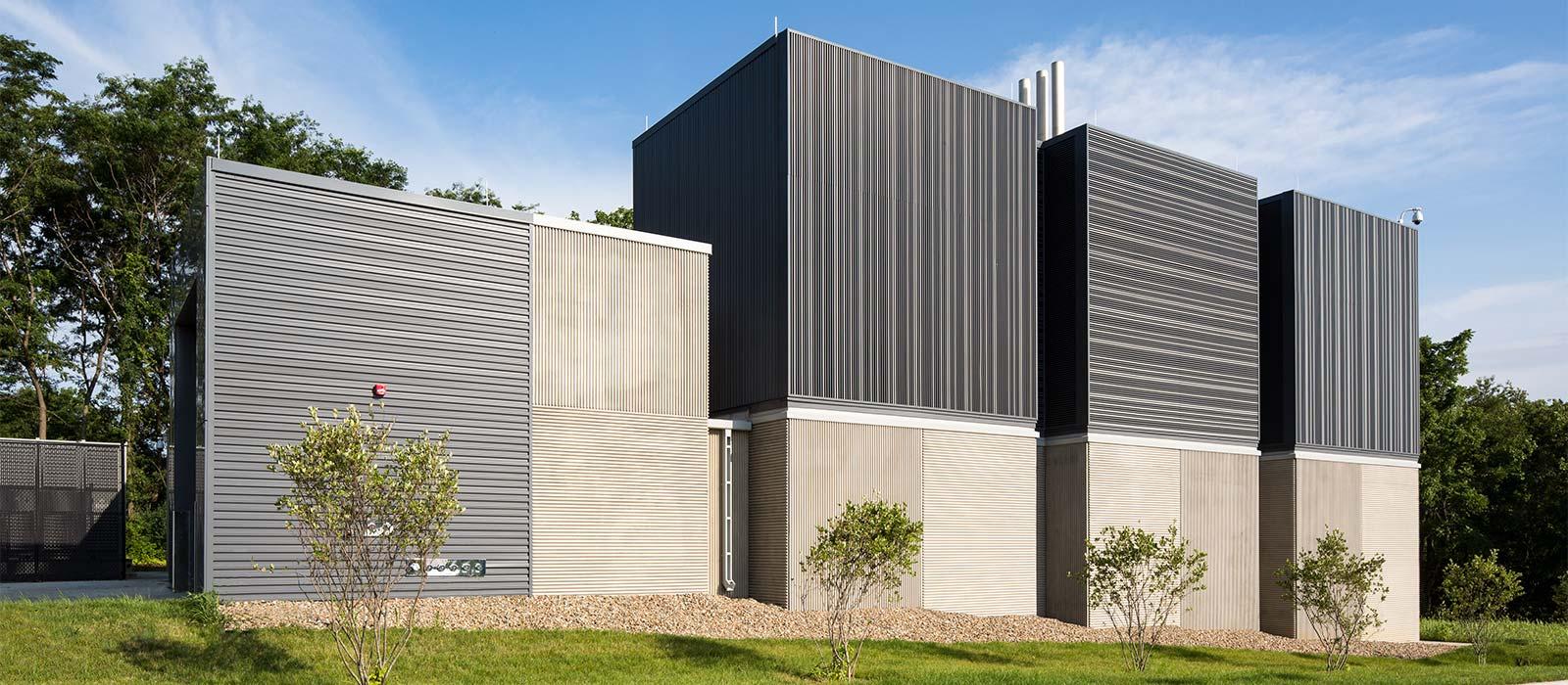 University of Iowa Hospitals and Clinics Generating Plant