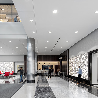 JLL - 550 W. Washington - Main Lobby