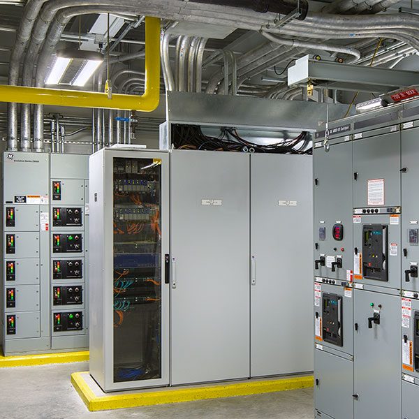University of Iowa Power Plant Addition for Backup Power