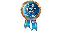 Best Engineering Firm in the Cedar Rapids/Iowa City Corridor 2015