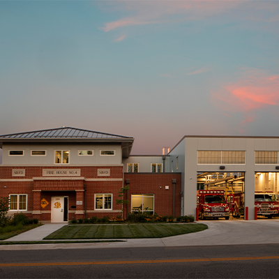 South Bend Fire Station 4