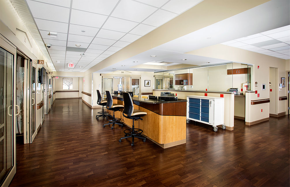 UnityPoint IMMC - Critical Care Unit Renovation