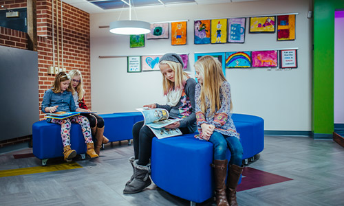 Designing Learning Spaces for All Students