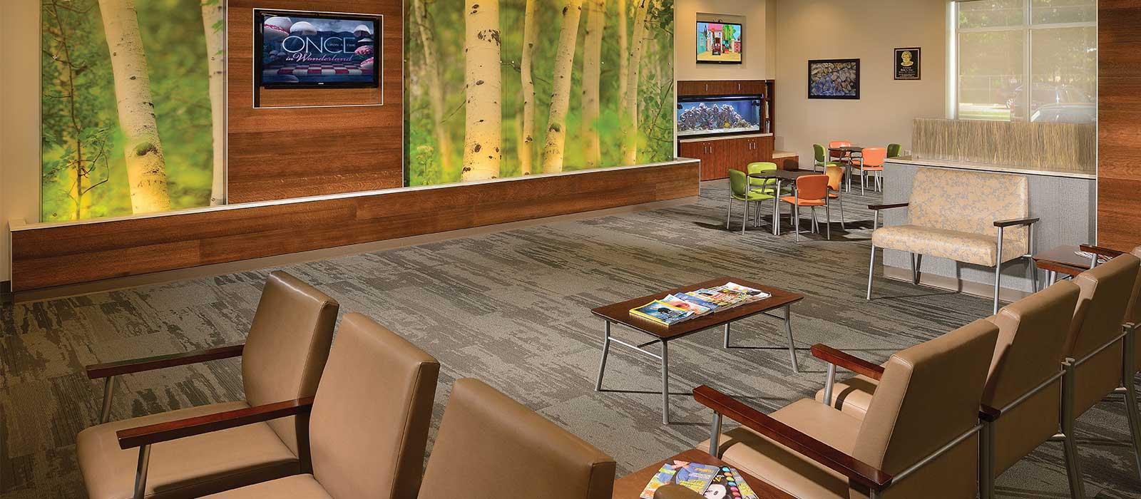 HealthLinc Waiting Room