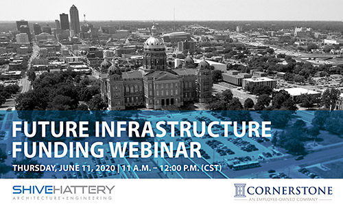 Future Infrastructure Funding Webinar: Video & Presentation