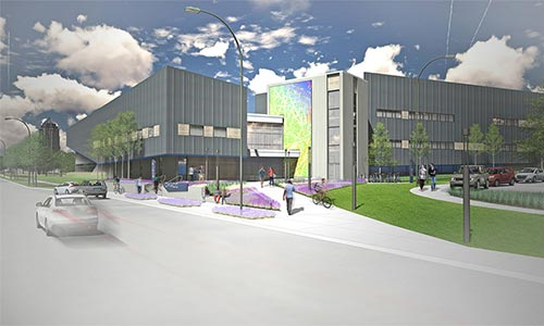 Des Moines Area Community College Groundbreaking Ceremony for  New Student Life Building