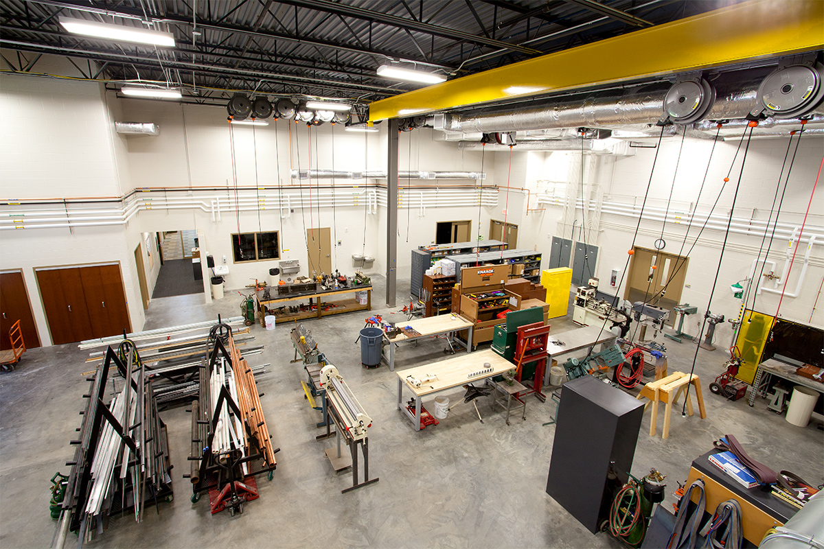 Electrical Engineering Cedar Rapids Schools District Educational Leadership and Support Center