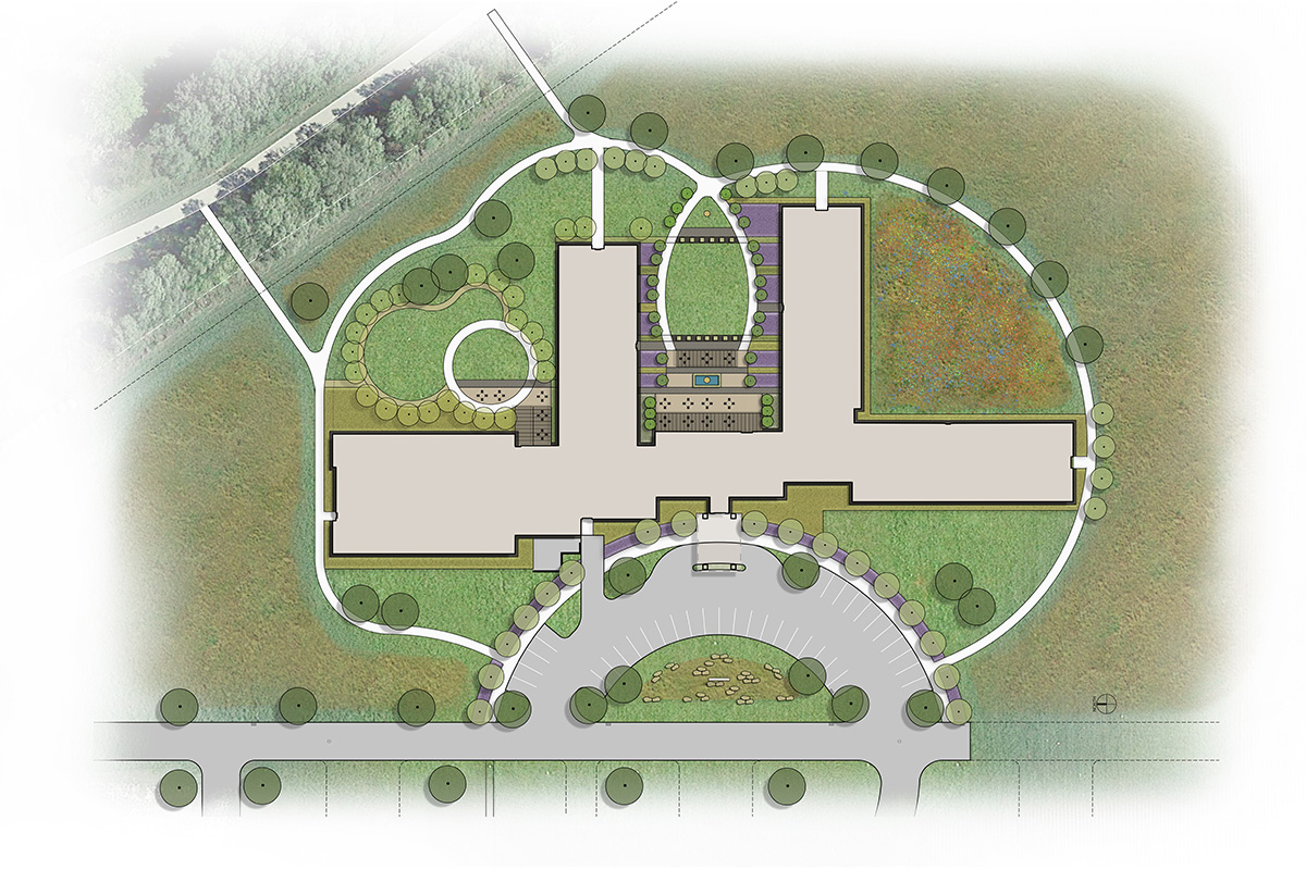 Shive Hattery Civil Engineering Site Design