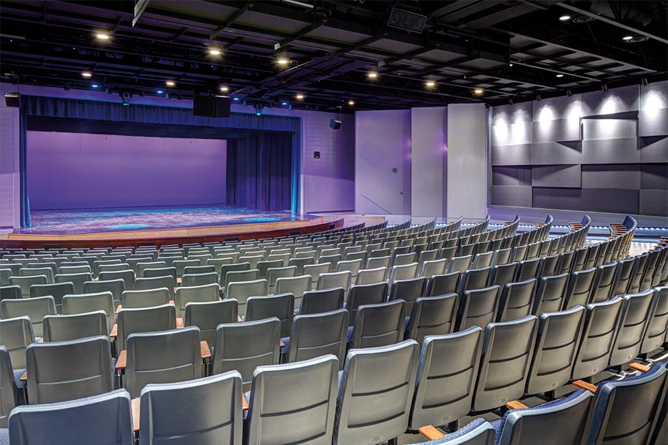 Performing Arts Additions and Renovations