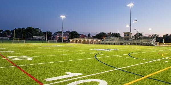 Athletic Complex Architecture