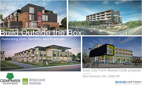Build Outside the Box – Finding Ways to Innovate in Urban Development