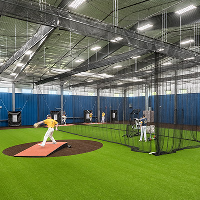 Regina - Access Road, Site Improvements and Indoor Hitting Facility