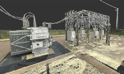 3D Scanning Gives You Power to Maintain Substations at Your Fingertips