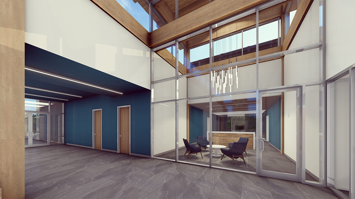 Healthcare Foundation of LaPorte New Office