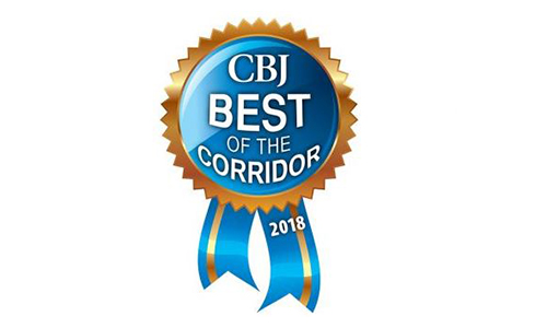 Best Architecture Firm in the Corridor 2018
