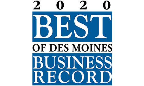 Business Record Best of Des Moines 2020